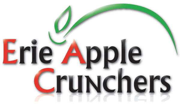 Erie Apple Crunchers Logo