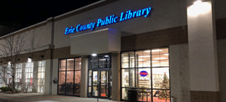 Millcreek Mall Branch Erie County Library
